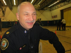Superintendent James Ramer Toronto Police 22 Division