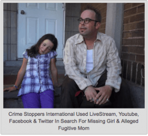 Child Abduction Case Uses Social Media