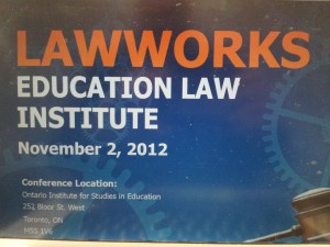 LawWorks 2012 300x225 LAWWORKS 2012 Lawyer & Cop Talk Social Media For Success & Safety For Schools