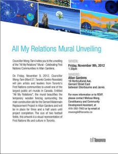 Screen shot 2012 12 16 at 10.58.30 AM 231x300 All My Relations Mural Unveiling