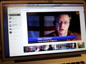 Mike Downes Is A Valuable Google Plus Hangouts On Air Specialist