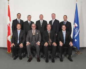 "Toronto Police Association Board of Directors 2013 ""We Protect Those Who Protect Others"""