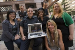Photo For Online Story On #RealTimeCrisis @RealTimeCrisis Intervention To Save And Improve Lives In Toronto Star Monday August 26, 2013 Edition |  photo by Rick Madodnik