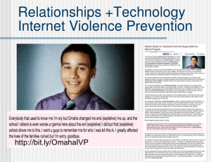 A strategy of relationships & technology can save and improve lives. For full story of Omaha, Nebraska case visit bit.ly/OmahaIVP