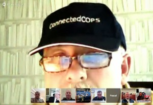 hangout snapshot 9 300x205 #OACP #LAwSac Cop Social Media Training Ontario Police College #HOA Links & Contact Info