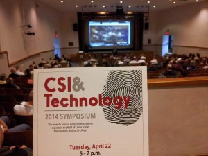 The 7th Annual CSI & Technology Symposium occurred at Norwich University in Vermont USA April 22 & 23, 2014