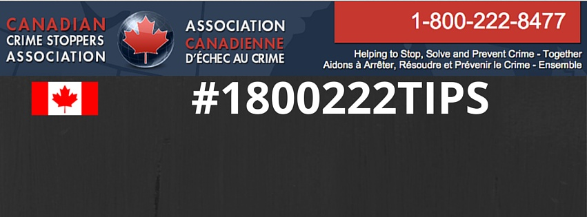 Canadian Crime Stoppers Association Facebook Banner 18002228477 Crime Stoppers Tip #1800222TIPS Tipped Cops Off In Time To Stop Halifax Mall Mass Shooting