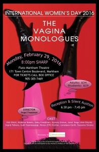 The Vagina Monologues 196x300 The Vagina Monologues